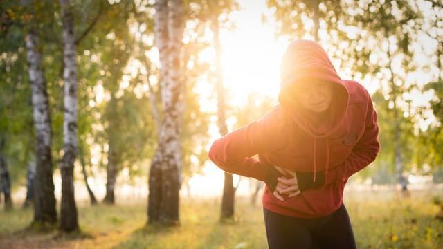 Probada vas trbuh dok trčite? Evo što je uzrok i kako spriječiti