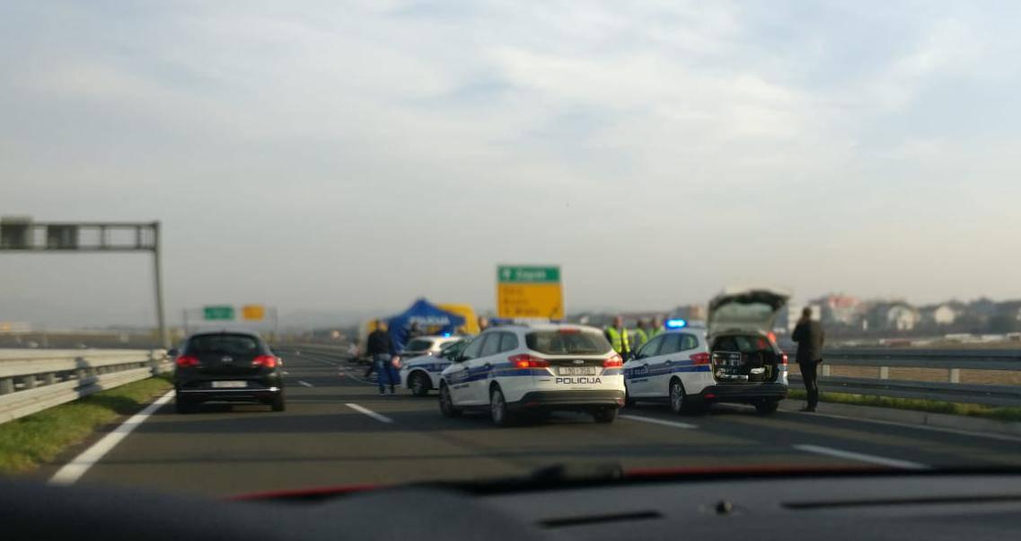 Policija pronašla tijelo na A11: Ne radi se o kaznenom djelu...