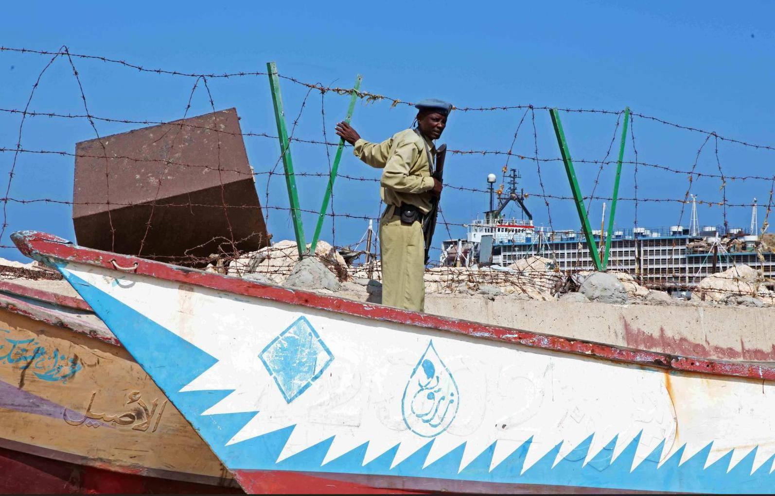 Bosasso, Puntland, Somalia.