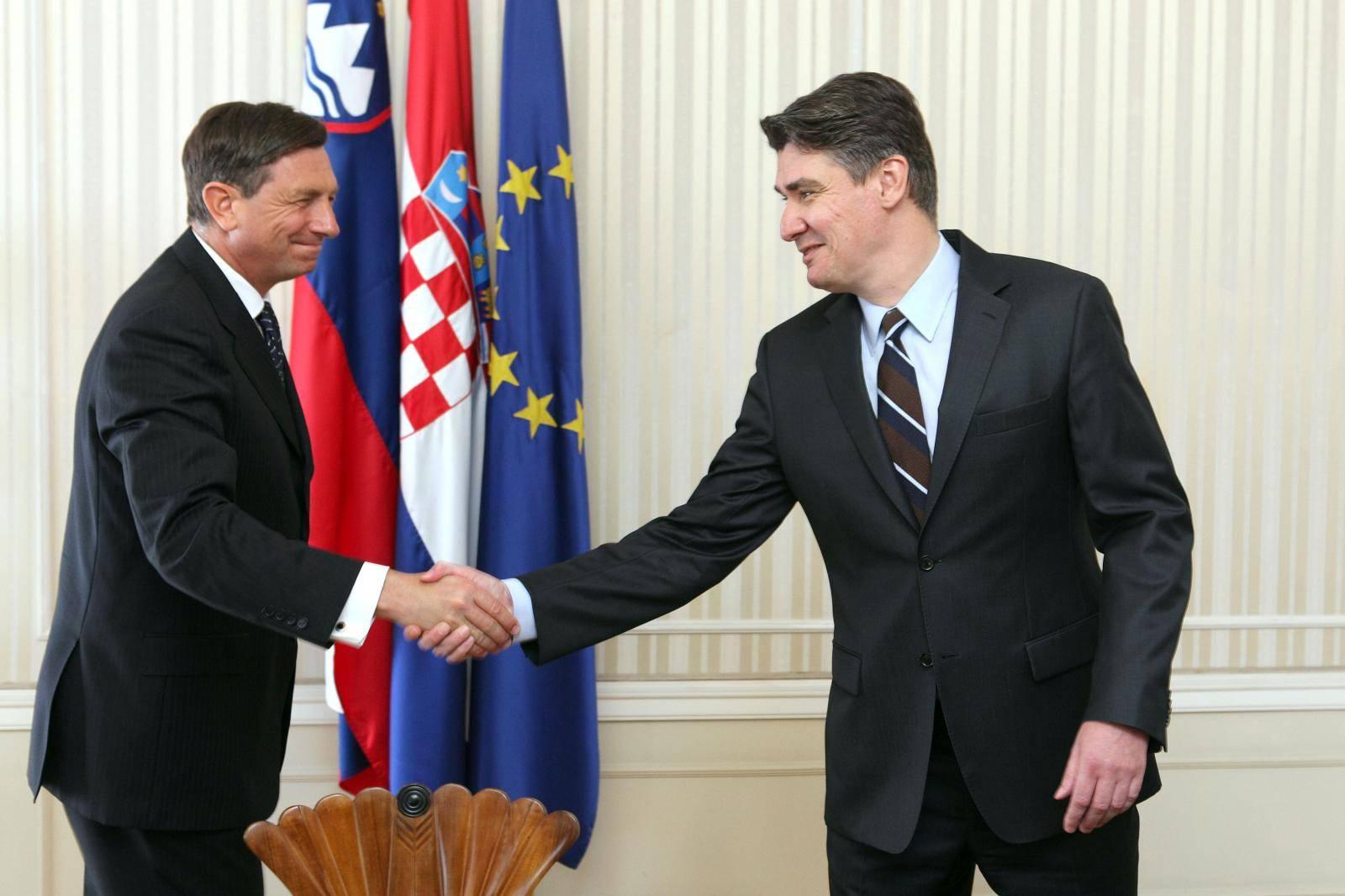 Milanović počinje mandat gdje ga je Grabar-Kitatović završila
