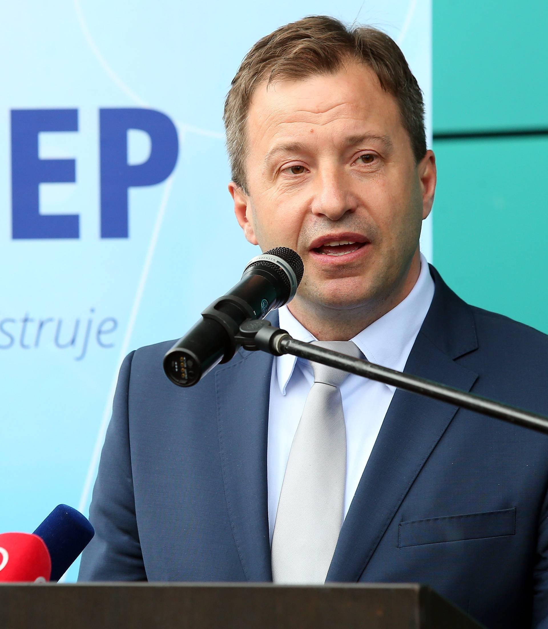 Panenić otvorio trafostanicu Ferenščica vrijednu 62 mil. kn