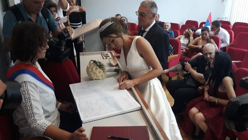 Milojko i Milijana Božić uživaju na medenom mjesecu u Grčkoj