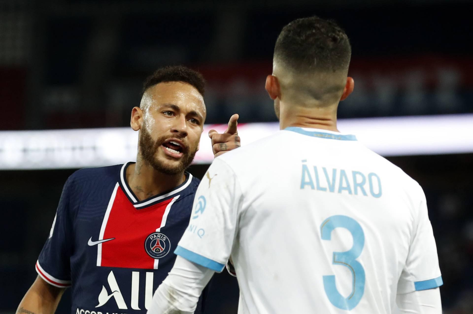Ligue 1 - Paris St Germain v Olympique de Marseille