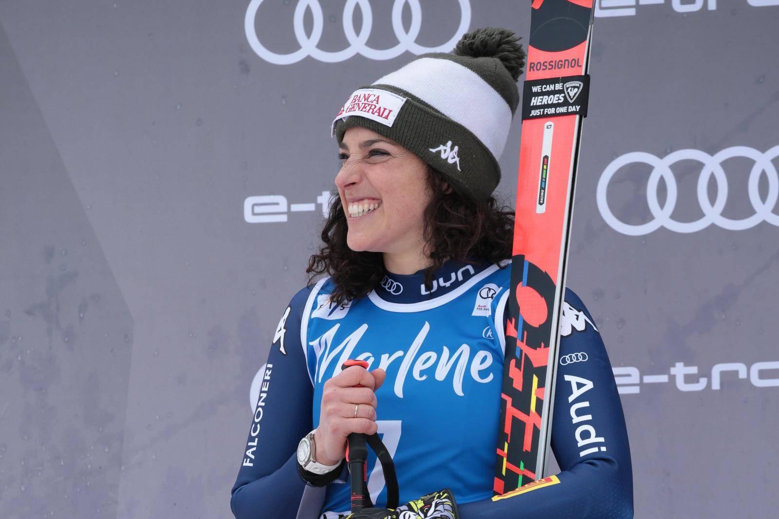 Ski FIS Ski World Cup 2020 - Women Super G