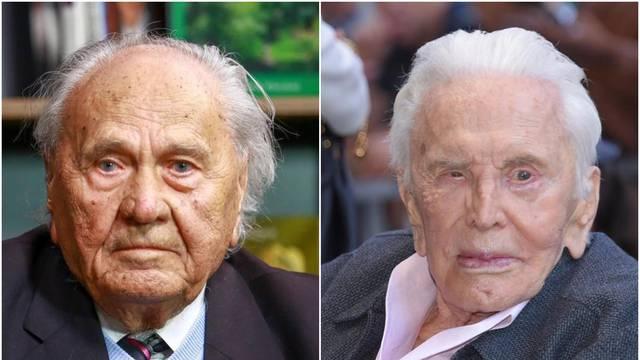 Joža Manolić: 'Kirk, želim ti sve najbolje za 103. ročkas'