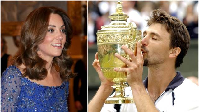 Kate Middleton je obožavala Gorana: 'Bila sam opčinjena...'