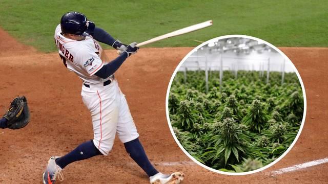 Gospodo, izvolite: Bejzbolaši u SAD-u smiju pušiti marihuanu