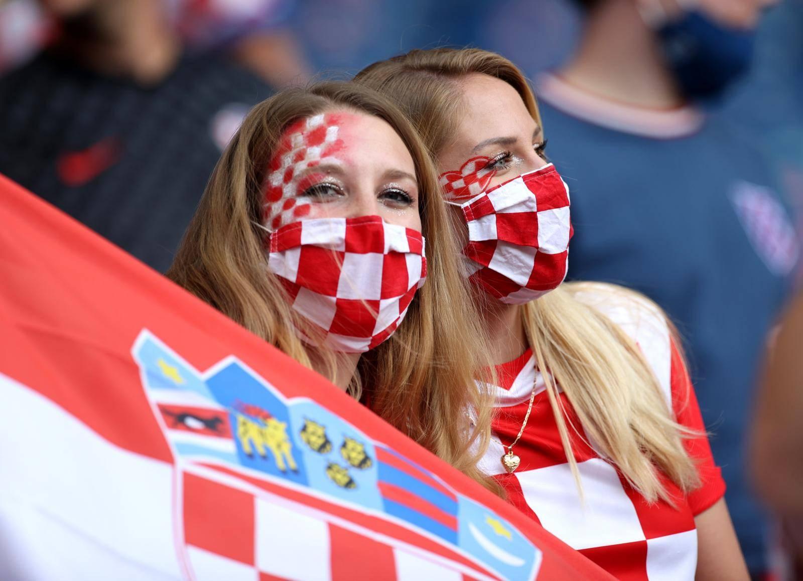 Euro 2020 - Group D - Croatia v Czech Republic