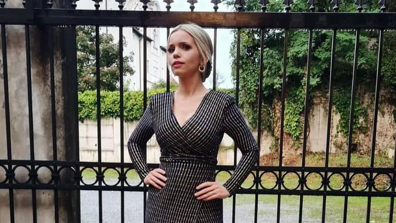 Ciglenečki u haljini servirala zavidnu liniju nakon poroda
