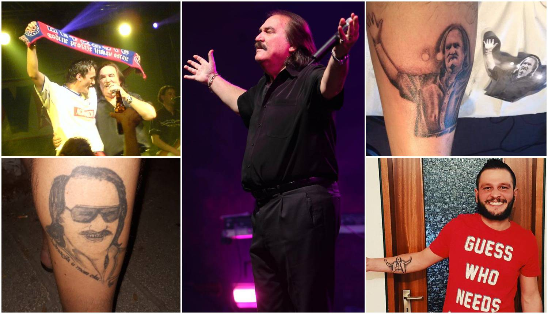 Tetovirali idola: 'Kad Mišo ima koncert, šef radi moju smjenu'