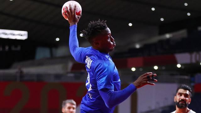 Handball - Men - Quarterfinal - France v Bahrain
