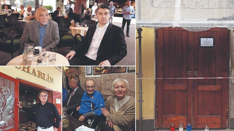 I Stipe Mesić bio gost kafića: 'Iz Charlieja sam otišao u zatvor...'