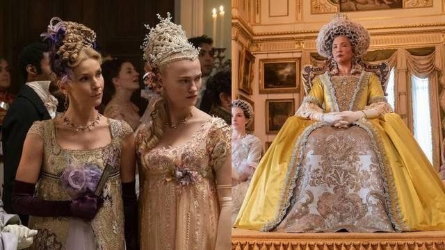 Netflixova kostimirana serija Bridgerton pokrenula je trend korzeta i raskošnih haljina