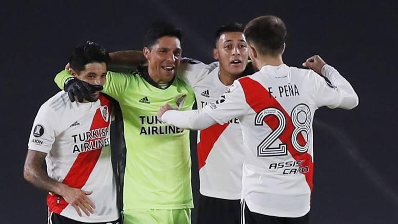 Jači i od korone: River je bez 20 igrača i s veznjakom na golu pobijedio u Copi Libertadores