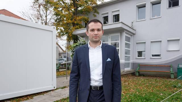 Zagreb: Dječja bolnica Srebrnjak dobila brze testove za COVID-19, nove šatore i kontejner