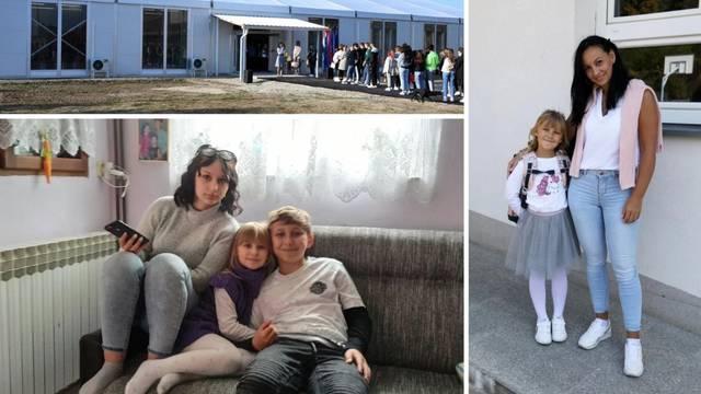 Nastava na Baniji: Djeca mi idu u tri različite škole zbog potresa