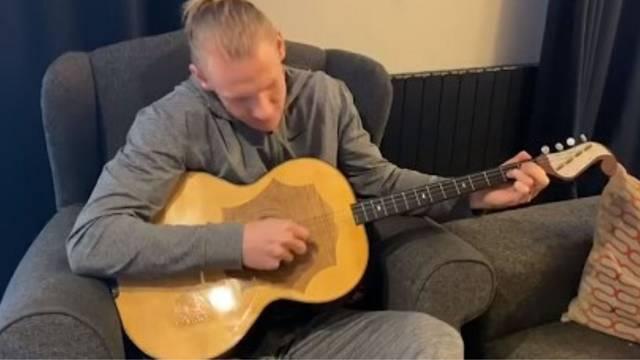 Vida pozdravlja Slavonce: Učim svirati, nađite i vi zanimaciju...