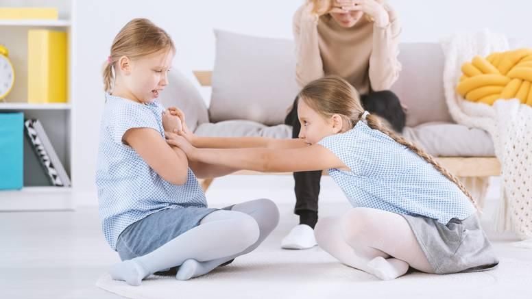 Dobra reakcija roditelja riješit će pola problema koje dijete ima u svom ponašanju ili u školi