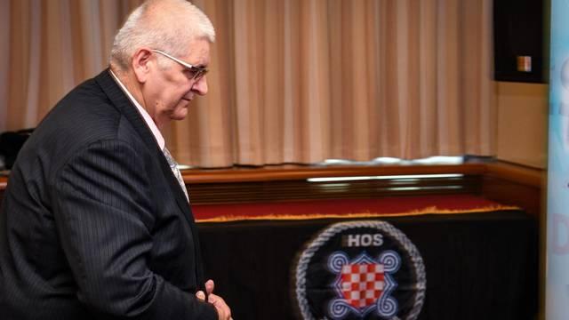 Anto Đapić predstavio svoju kandidaturu za predsjednika države