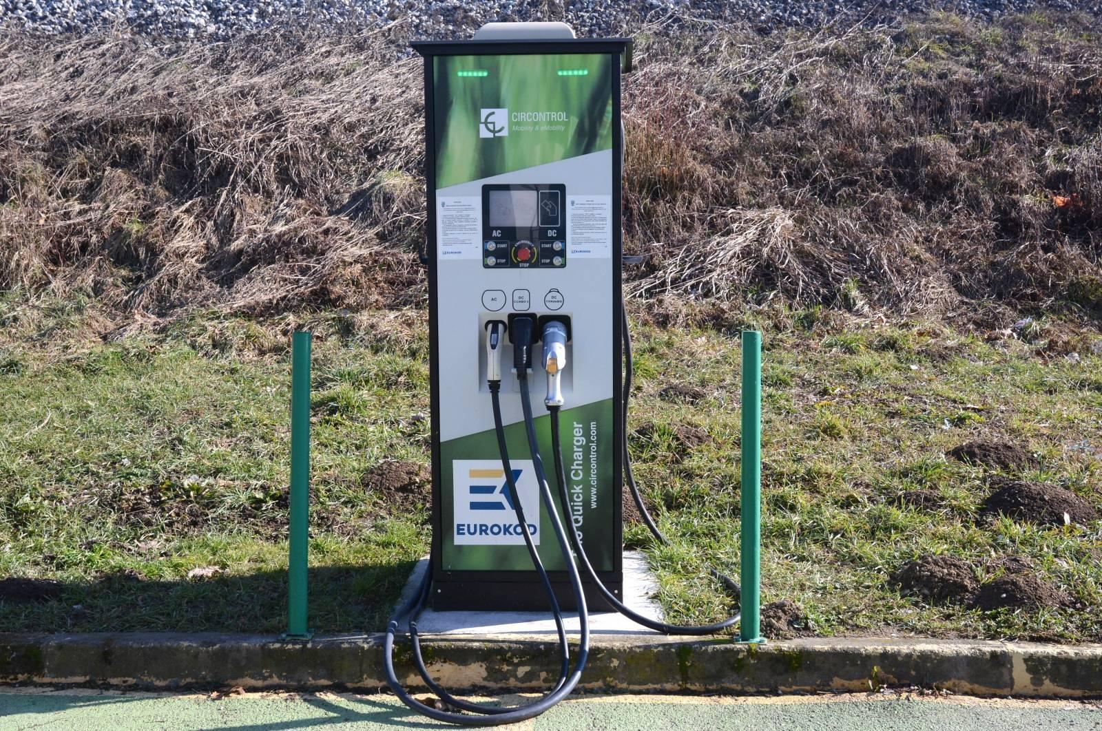 Punionica električnih automobila