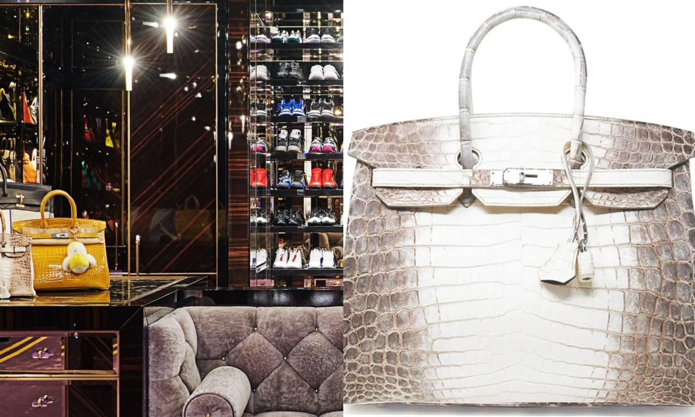 Pjevač Drake ponosan na svoju kolekciju Hermes Birkin torbica