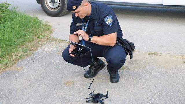 Policija u Međimurju će odsad polja nadzirati pomoću dronova