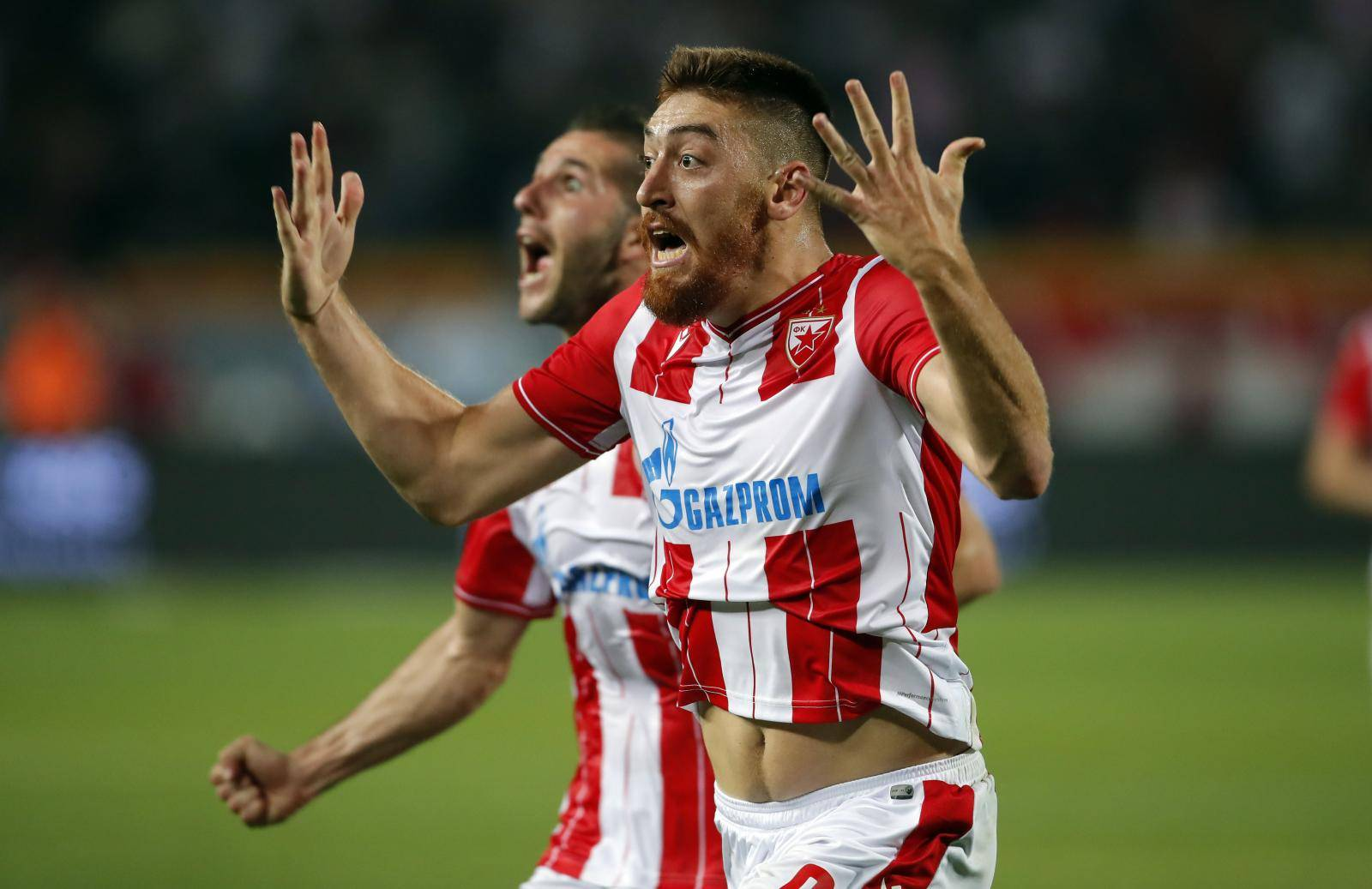 (SP)SERBIA-BELGRADE-SOCCER-UEFA CHAMPIONS LEAGUE-CRVENA ZVEZDA VS FC COPENHAGEN