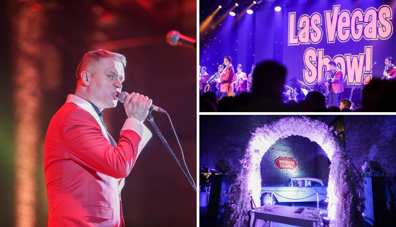 Hrvatska inačica Las Vegasa: Show oduševio prepunu Laubu