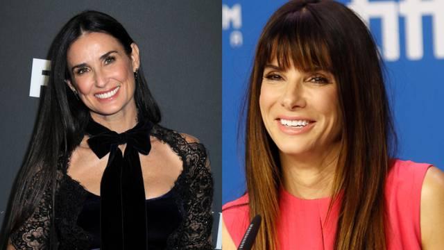Frizure za žene u 50-ima: Od Demi Moore do Sandre Bullock