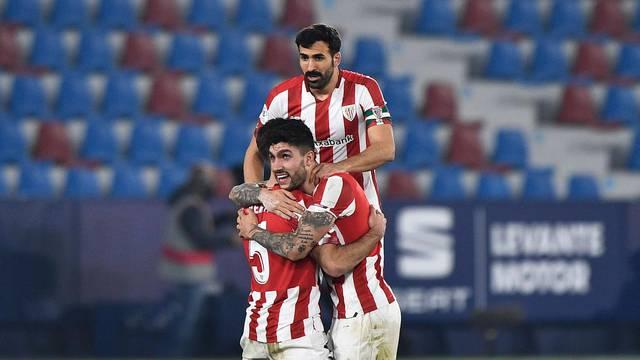 Copa del Rey - Semi Final Second Leg - Levante v Athletic Bilbao