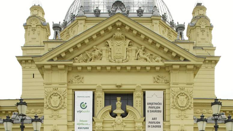 OTP banka d.d. postala je pokrovitelj Umjetničkog paviljona u Zagrebu
