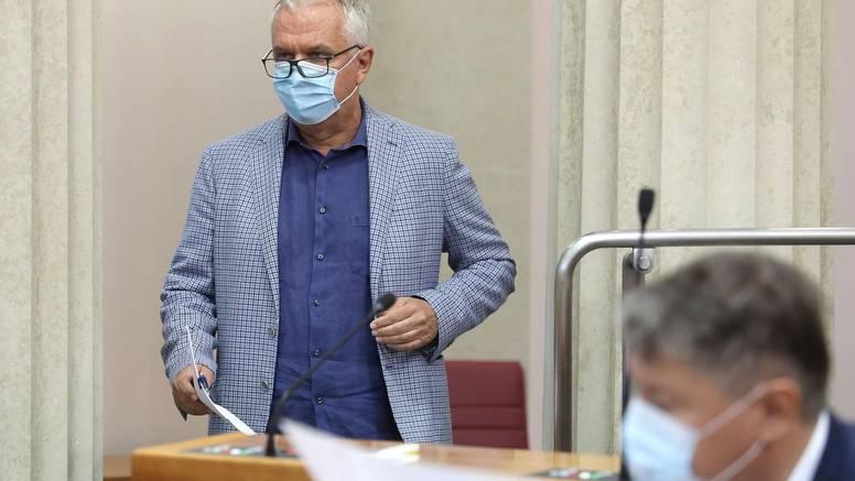 Rajko Ostojić aktivirao mandat, vraća se u saborske klupe