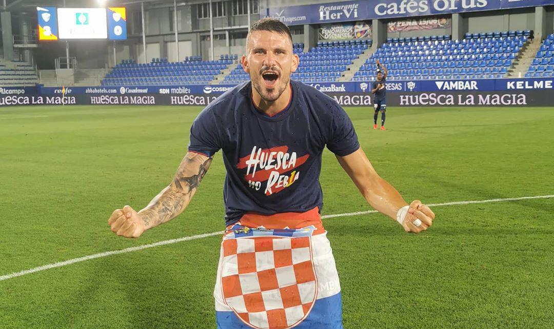 Hrvat slavi ulazak u Primeru: Huesca se odmah vratila u elitu