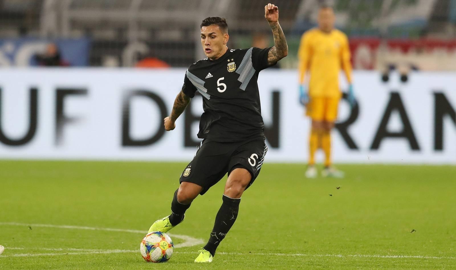 ro: 09.10.2019 Football, 2019/2020 Landerspiel: National Team Germany - Argentina