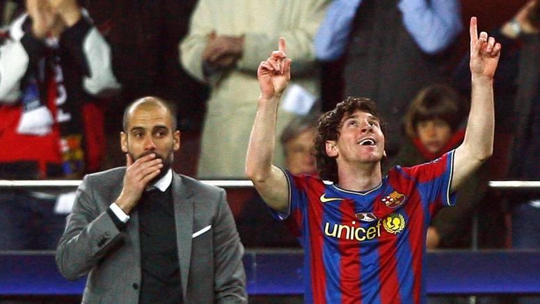 Guardiola je u Barci osvojio Ligu prvaka samo zbog Messija. Da je toliko dobar, osvojio bi opet