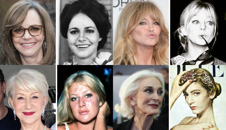 Svi ih znamo kao starije dive, evo kako su izgledale u 20-ima