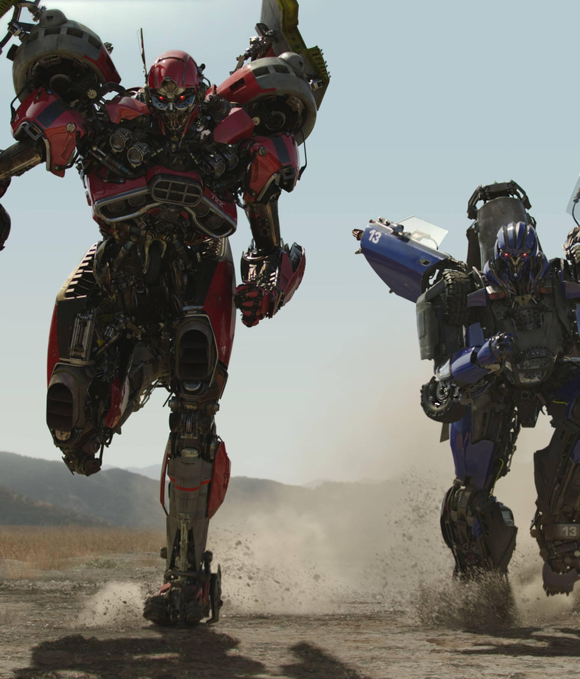 Optimus Prime ima specijalnu misiju za  mladog Bumblebeeja