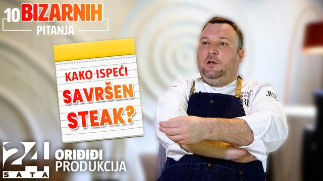 Chef kuhinje: 'Više volim kuhati za druge, nego samo za sebe...'