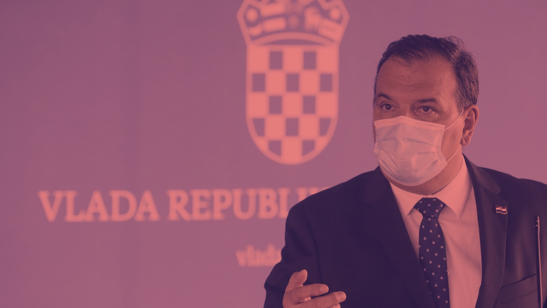 Otkrivamo: USKOK češlja Ministarstvo zdravstva zbog Vladine stranice koronavirus.hr