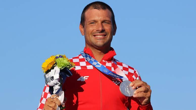 Fantastični Stipanović obranio srebro iz Rija: 'Nije dopušteno slavlje, a valjda će nas počastiti'