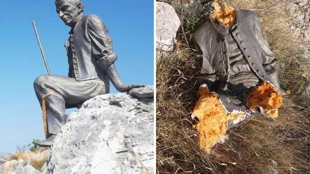 Misterij nestalog kipa s planine: Sirotog Gungu strefila je munja
