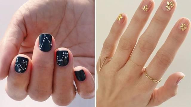 Nova dimenzija noktiju: Hit će biti sazviježđa i mliječni ombre