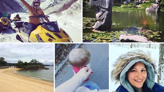 Sarah je dadilja za putovanja: 'Zaradim 100.000 $ godišnje!'
