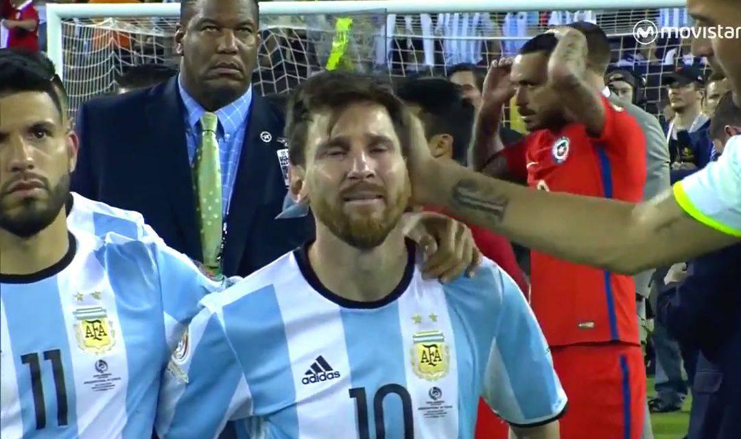 'Kad Argentina izgubi, Messi danima plače kao malo dijete'