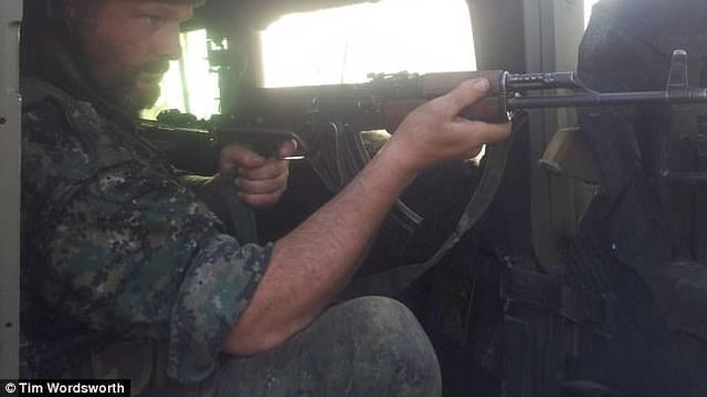 Ispovijest poludjelog vojnika: Pio sam krv mrtvih džihadista