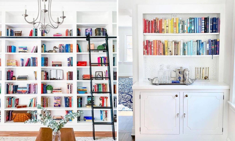 Najljepše police za knjige: Nađi inspiraciju za vlastito uređenje