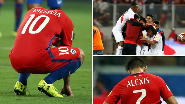 Kakav peh: Čile žalbom oštetio sebe, a pogurao Peru u playoff