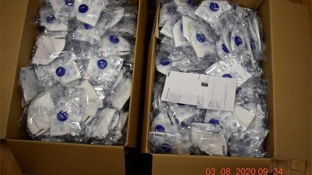 Bajakovo: Novi pokušaj šverca maski, htio prodati njih 1140