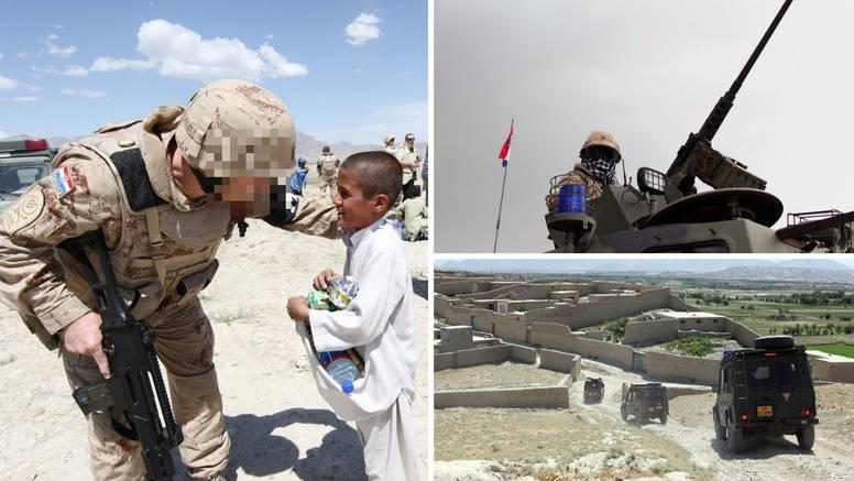 Moja misija u Afganistanu: 'Mi Hrvati učili smo ih ratovati. Bili su sretni kad bi dobili certifikat'
