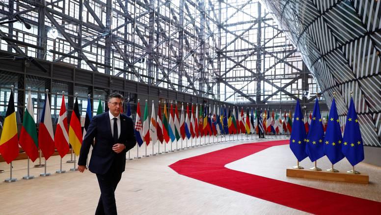Plenković o skandalu u Minsku: 'Poslali smo snažnu poruku iz EU da je to bilo neprihvatljivo'